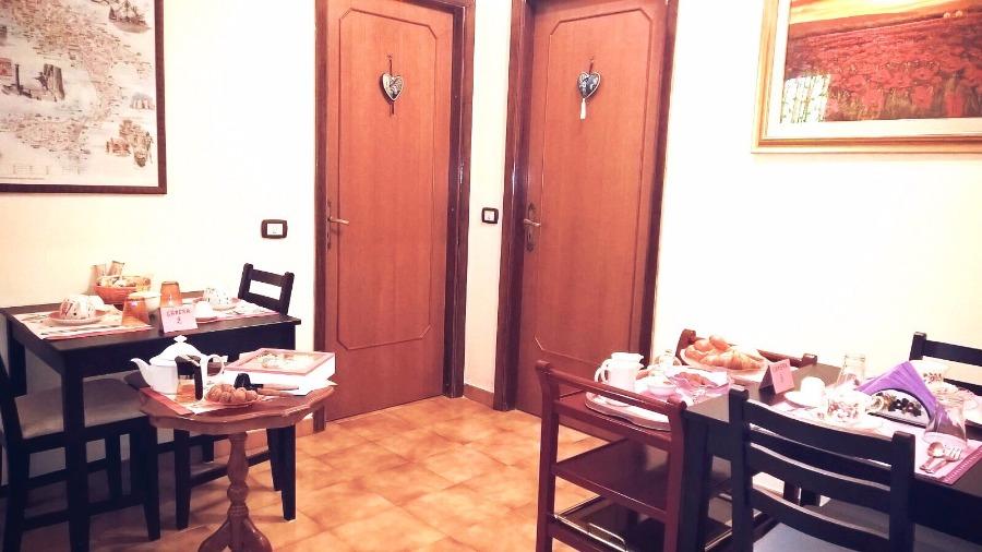 La colazione di DOLCE RISVEGLIO