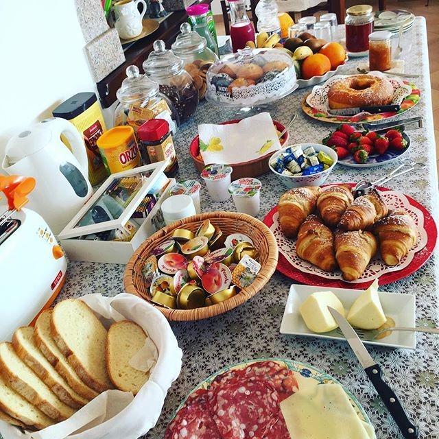 La colazione di B&B LI CONCHI