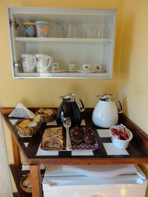 La colazione di ANTICA TORRE