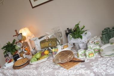 La colazione di CASA CARDINALI HOME