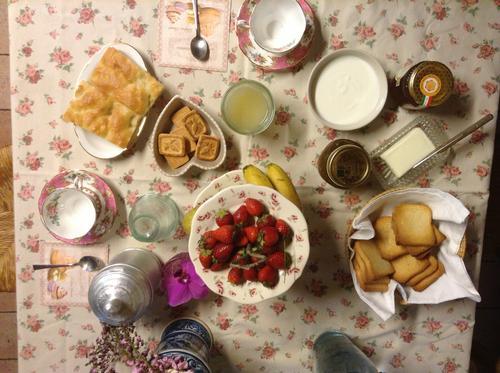 La colazione di LA CASA DI MAGALÌ