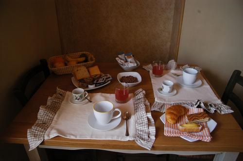 La colazione di IL CENERINO