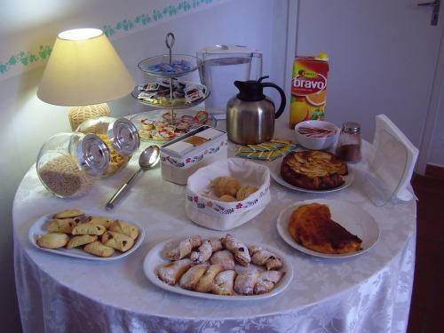 La colazione di CINQUE PINI