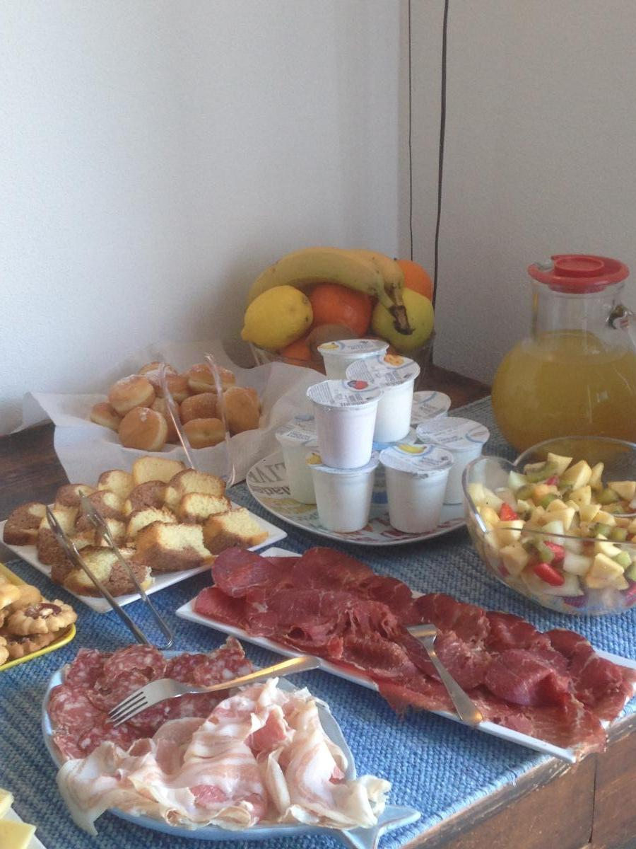 La colazione di CORTE DEL GALLO