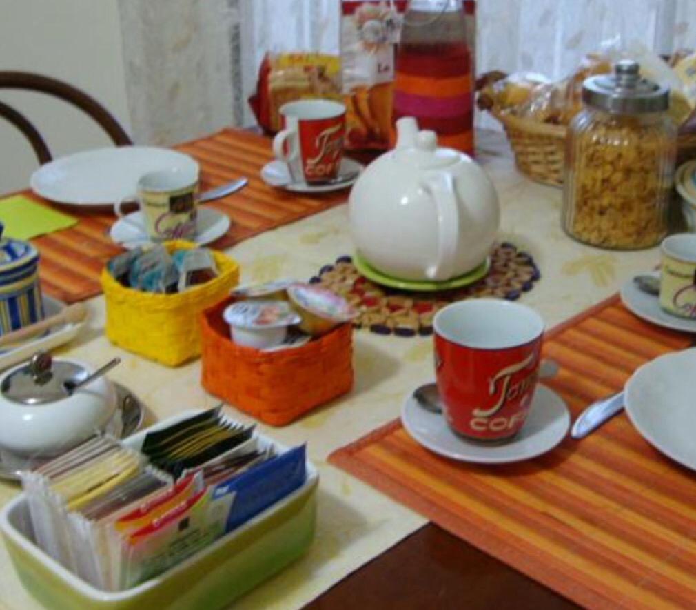 La colazione di SOFFITTACHIARA