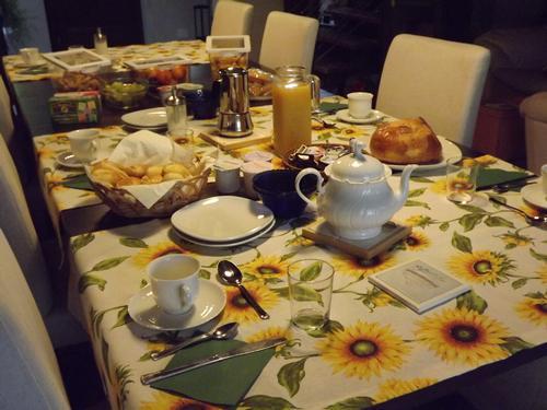 La colazione di CASA DELLA FORNACE