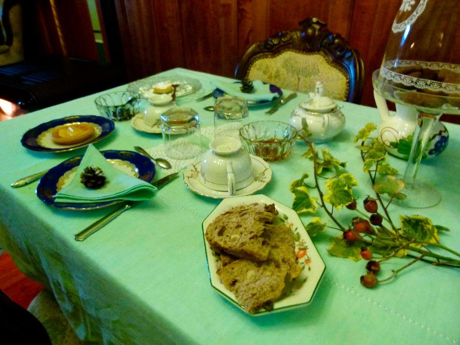 La colazione di QUART DE LUNE