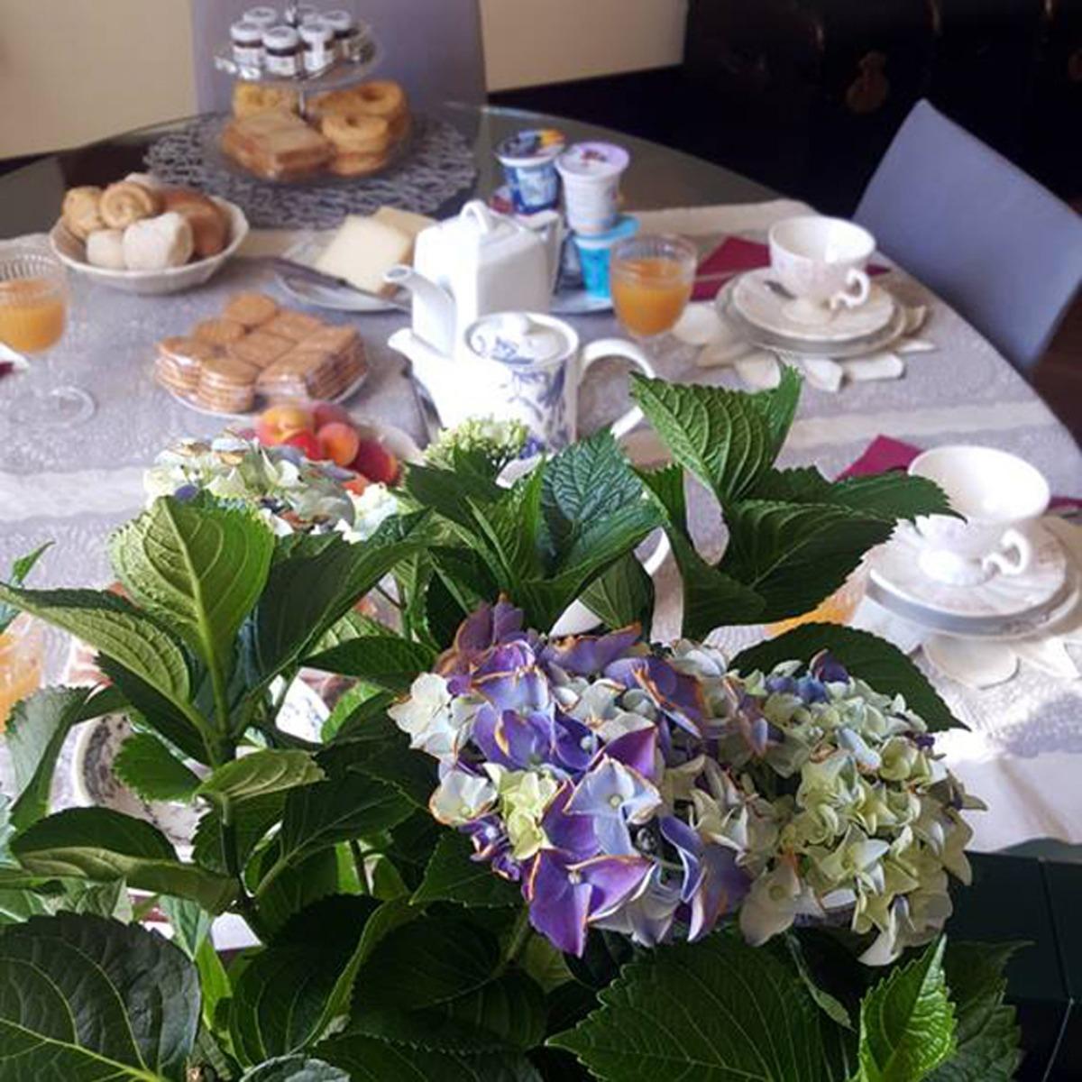 La colazione di LE FLANEUR