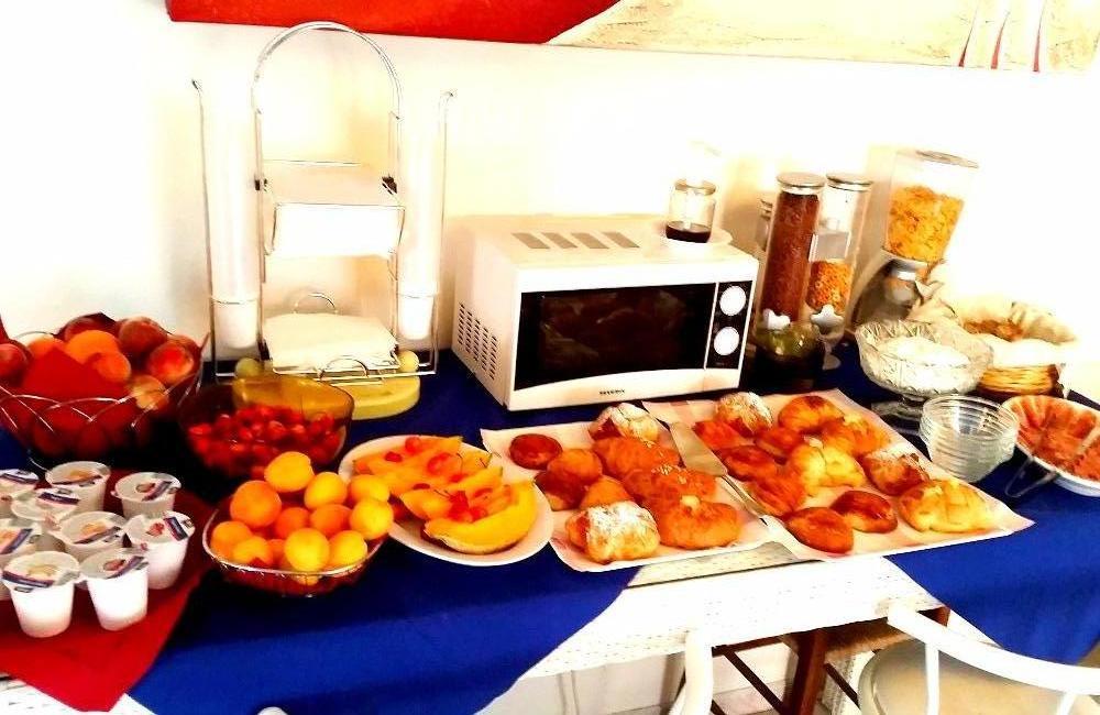 La colazione di MAISON DEGAS