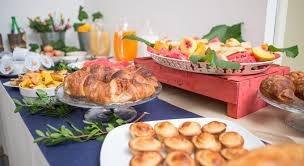 La colazione di L'EREMO DEGLI ULIVI