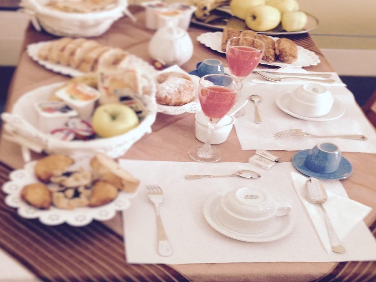 La colazione di UGENTO DIMORA