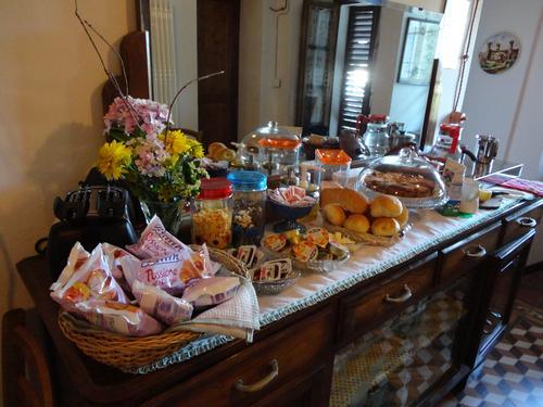 La colazione di CASCINA 1851
