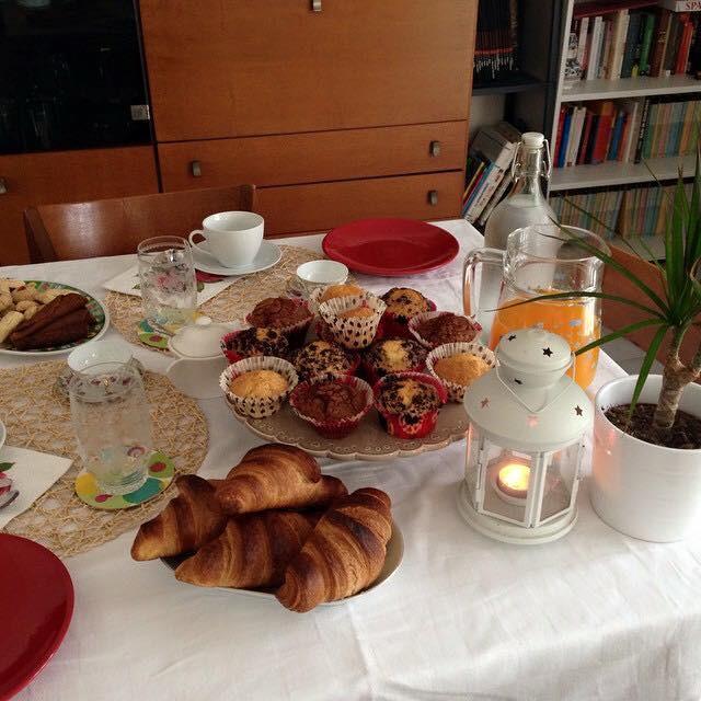 La colazione di L'EADESIGN ECO-B&B