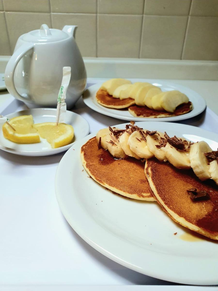 La colazione di LA VETTA