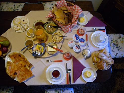 La colazione di B&B GABRI
