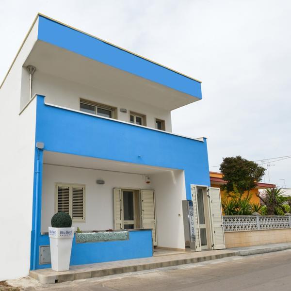 blu bed salento
