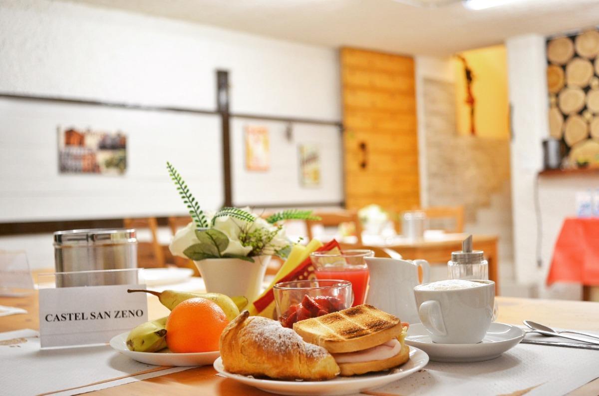 La colazione di LA VILLA
