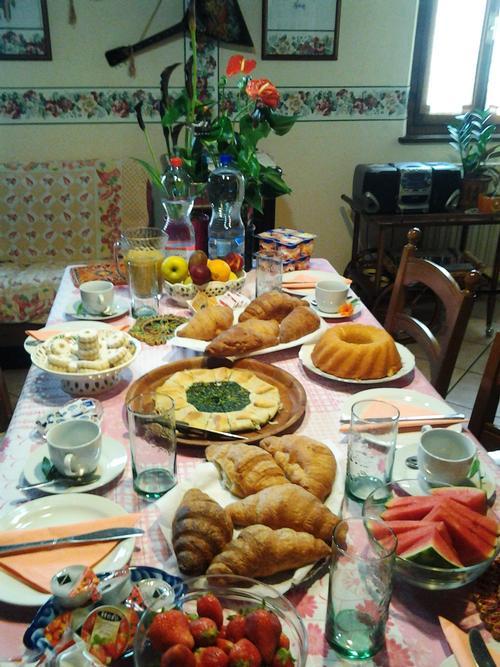 La colazione di CAMPO DEL LUPO