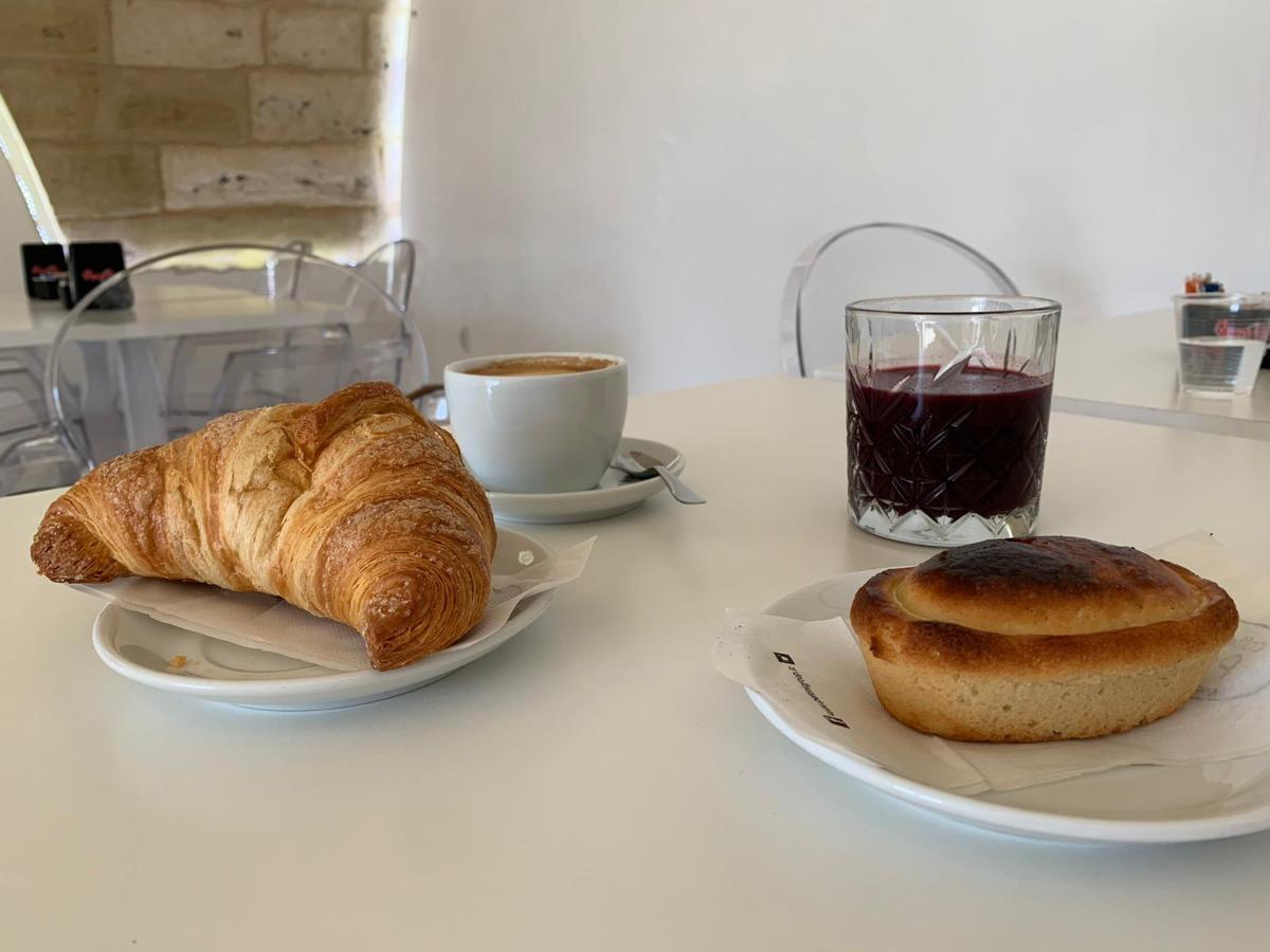 La colazione di B&B LA PIAZZA