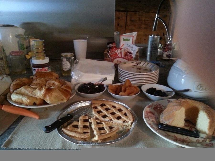 La colazione di MAISON LE CLER