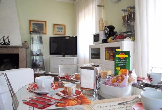 La colazione di A CASA DI GIANNA B&B