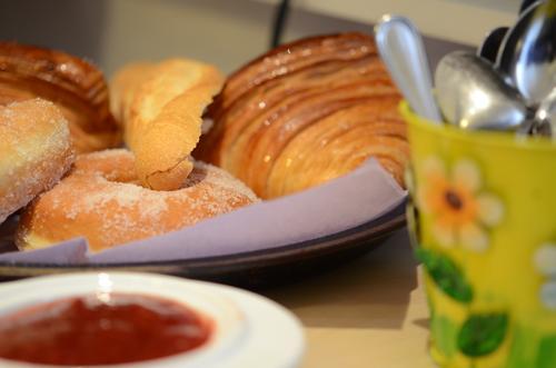 La colazione di ARIA DI LIVORNO B&B