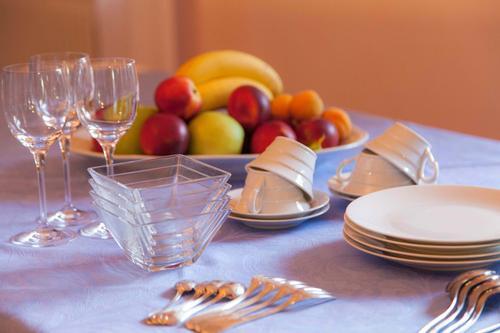 La colazione di B&B BORGO SAN VITO