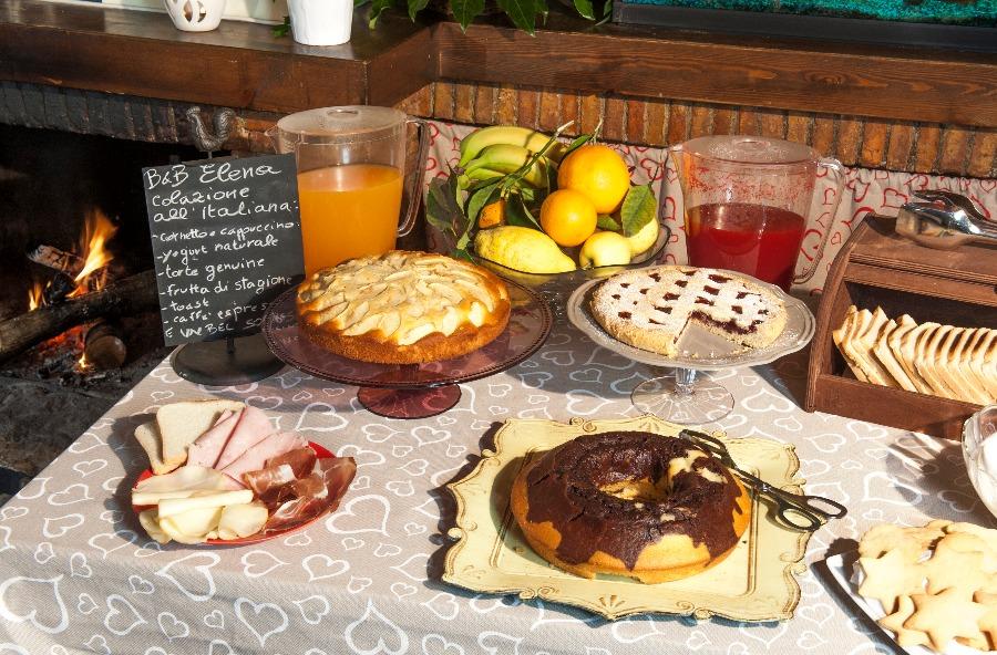 La colazione di B&B ELENA