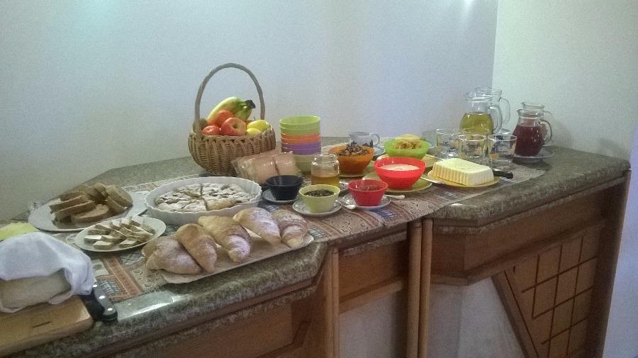 La colazione di AGRITURISMO PRADA