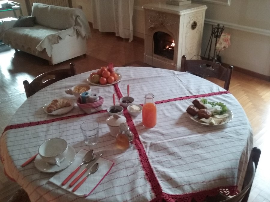 La colazione di IL TUCHINO
