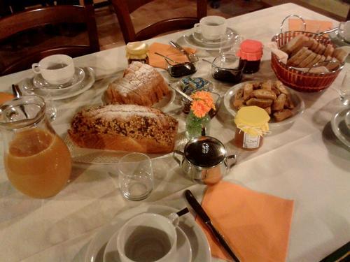 La colazione di IL TOPPO