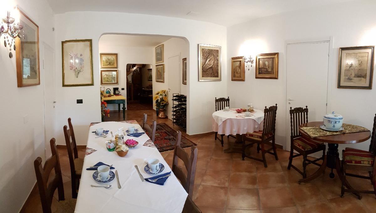 La colazione di ULIVI DI CASTELLO
