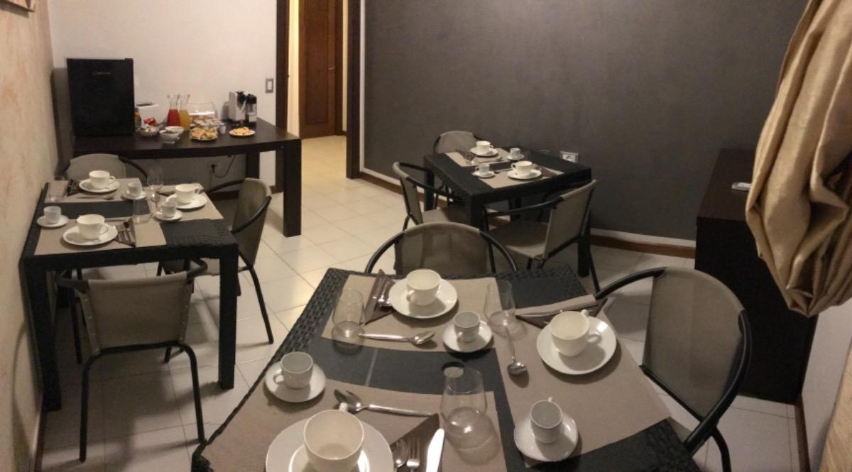 La colazione di VILLA VAGHI