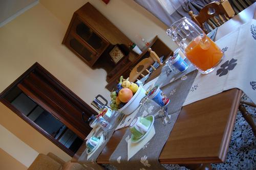 La colazione di B&B TRENTATRE