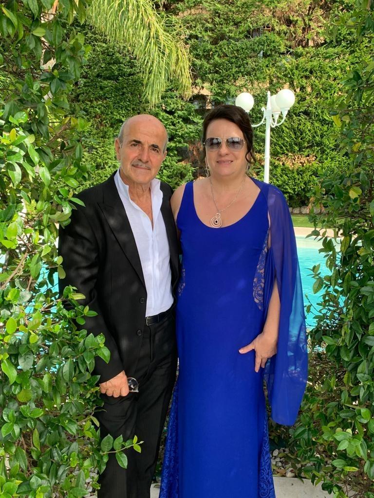 Giuseppe e Maria Grazia