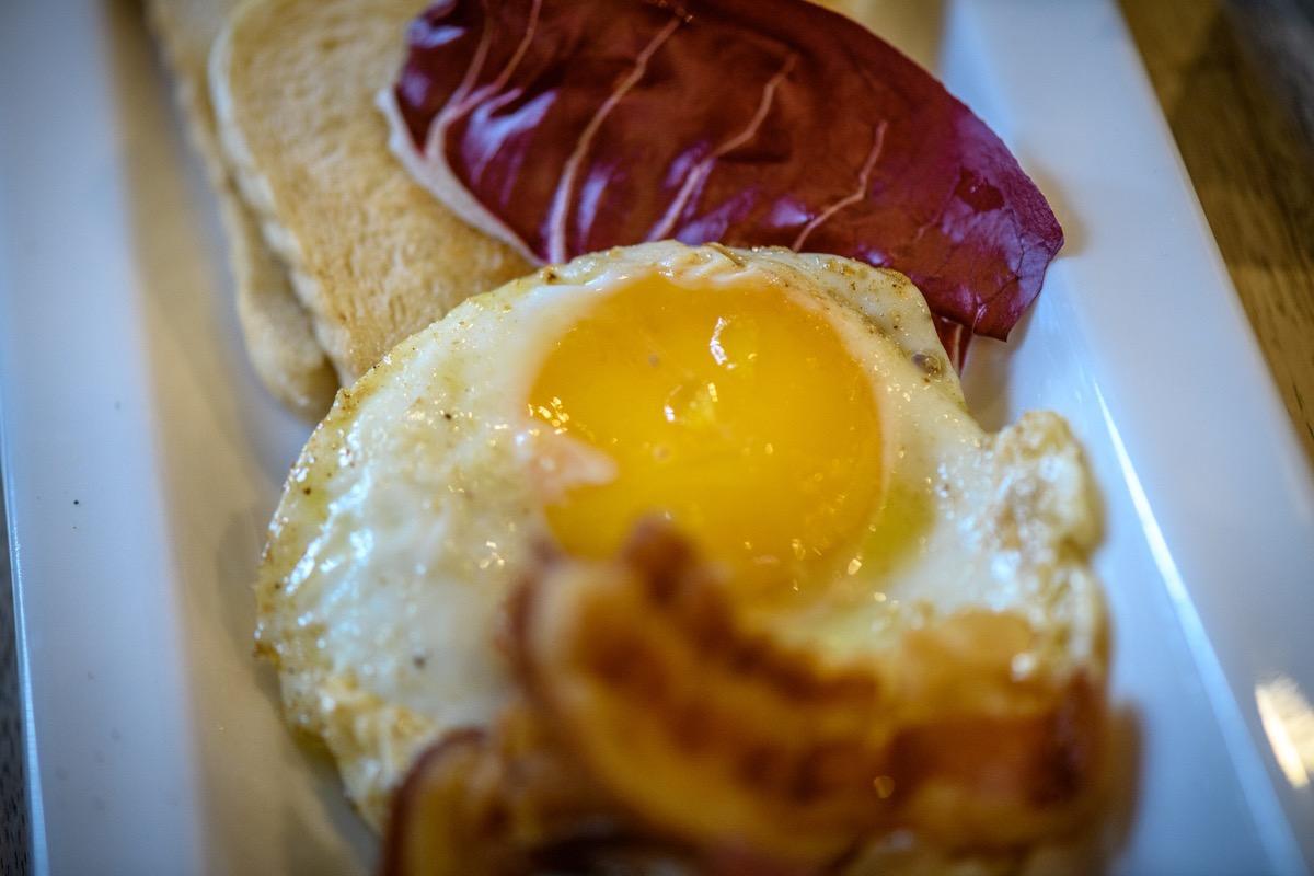 La colazione di ROOMS & BREAKFAST TIRANO