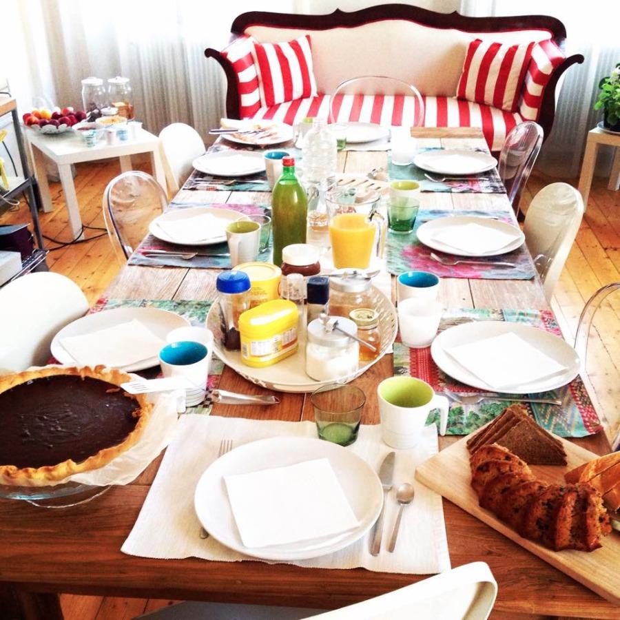 La colazione di AL CAVOUR 34