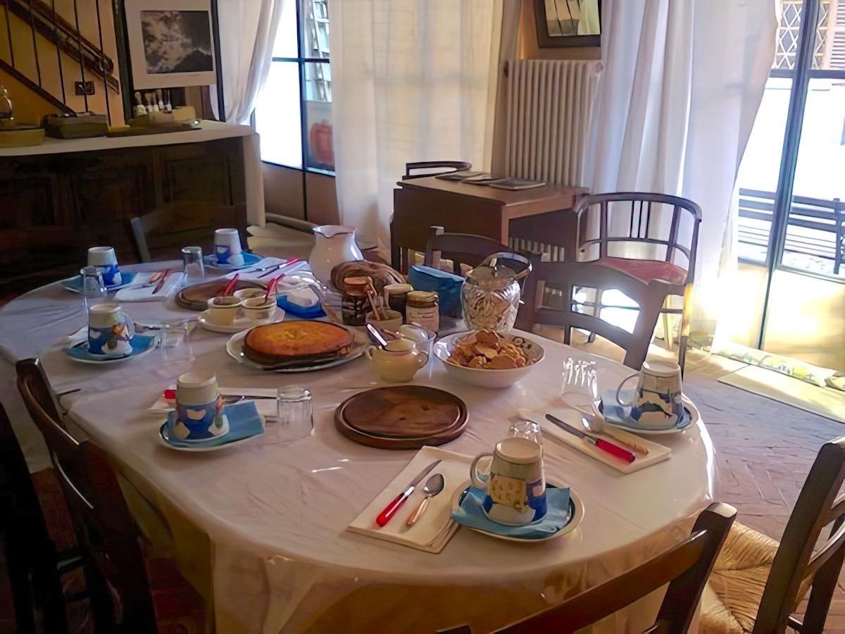 La colazione di OSTERIA DI SAN GIULIO
