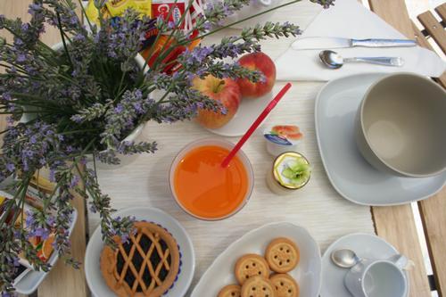 La colazione di B&B MIRABELLE