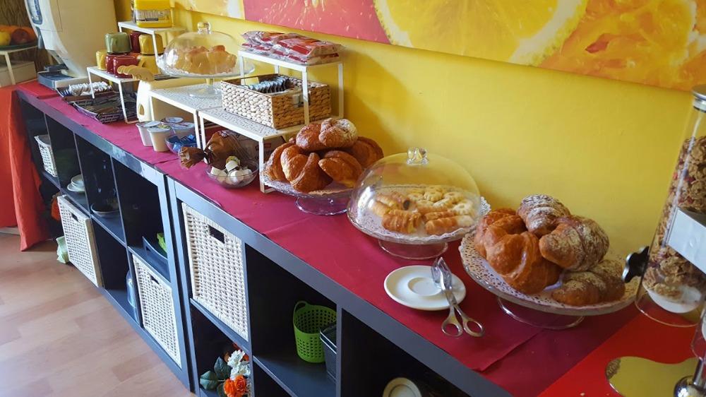 La colazione di A DUE PASSI DAL MONDO