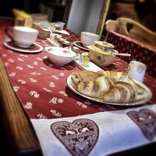 La colazione di LA MAISON DE GRAND-MAMAN