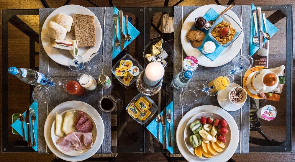 La colazione di DOMUS SAN MARTINO