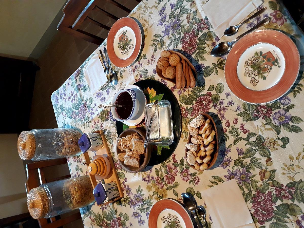 La colazione di CASCINA LEMA