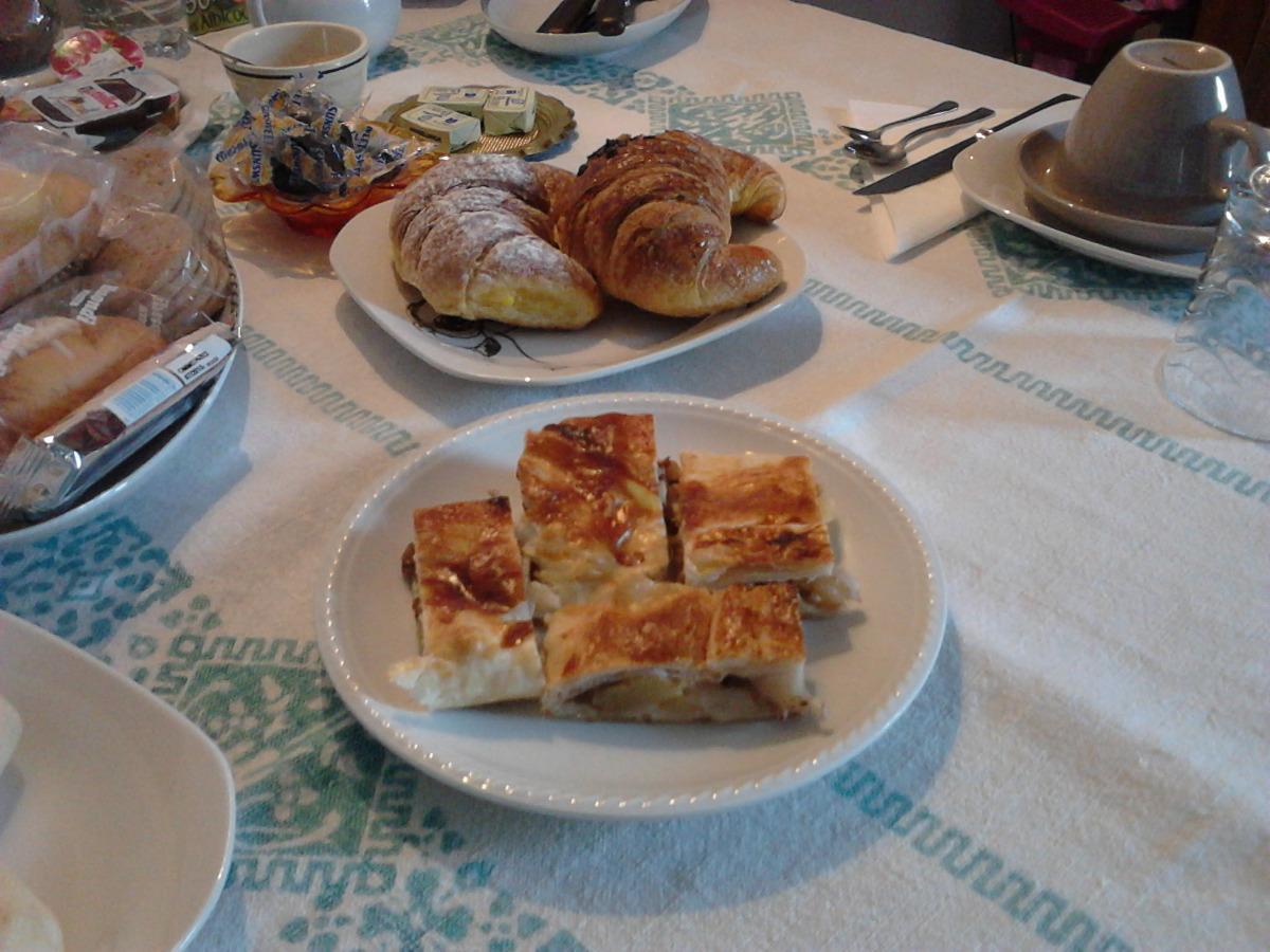 La colazione di LA CASA DI DAFNE