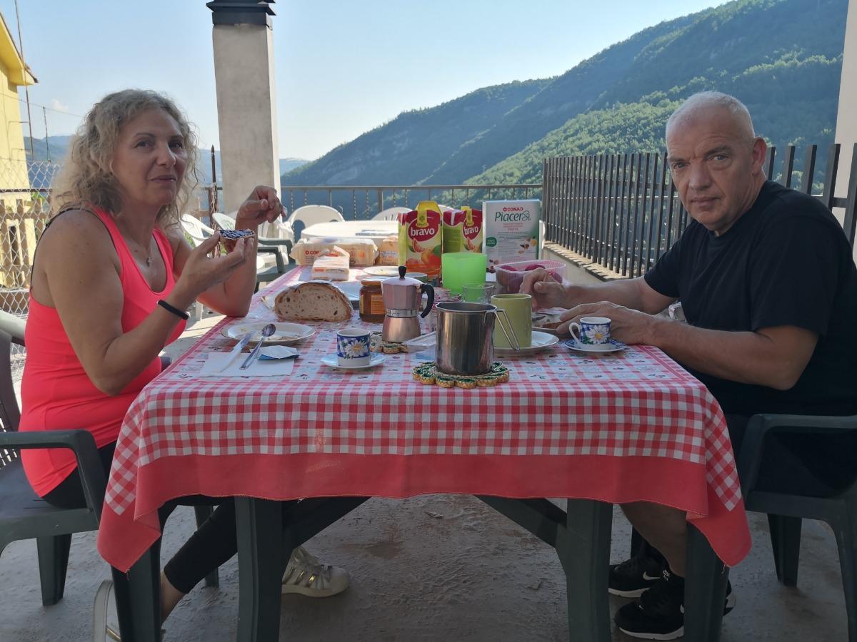 La colazione di LA FONTANA