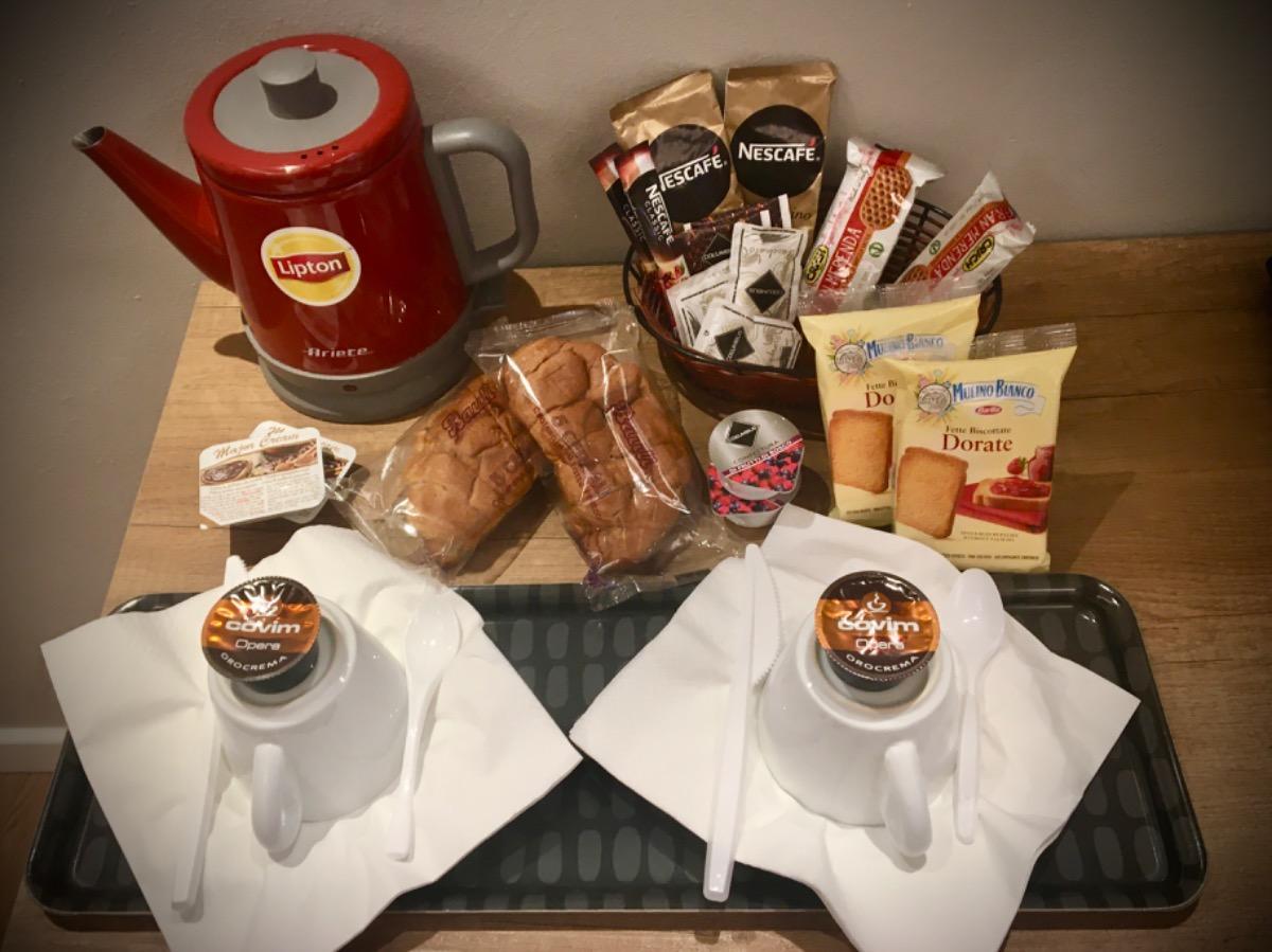 La colazione di SOGGIORNO ALESSANDRA