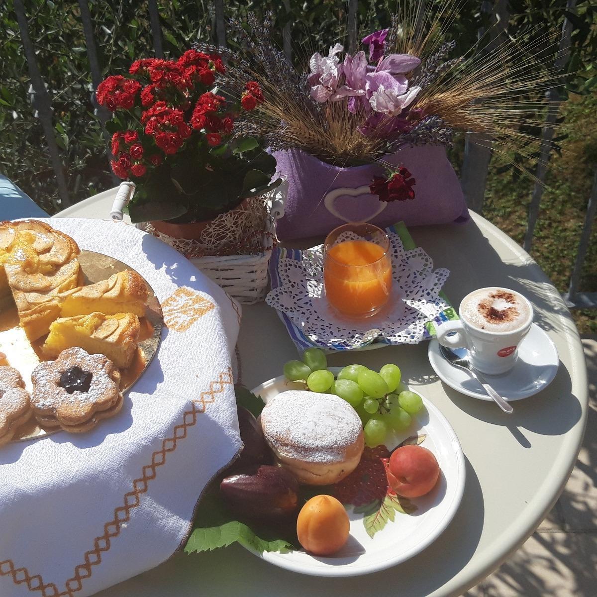La colazione di LA CASA NELLA PRATERIA