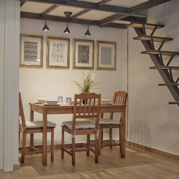 romantico loft a milano