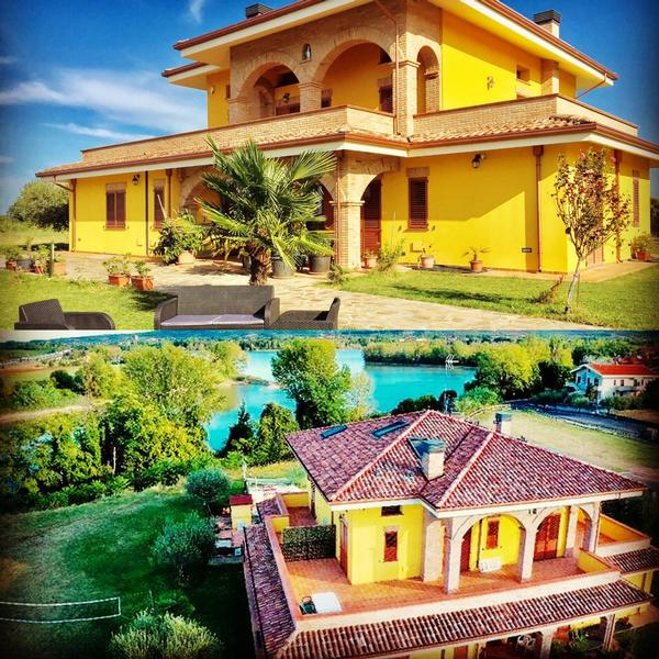 villa parco del lago country house