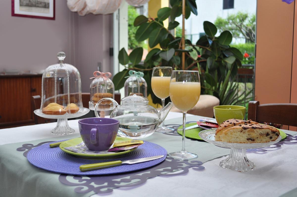 La colazione di L'ALBERO MAESTRO